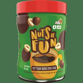 קפה נמס בטעם אגוזי לוז