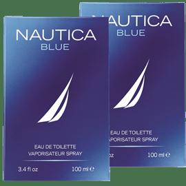 NAUTICA BLUE א.ד.ט גבר
