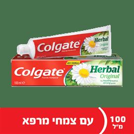 משחה קולגייט הרבל+סידן