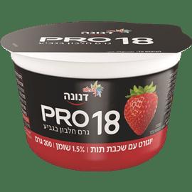 דנונה פרו 18 תות 1.5%