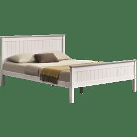 מיטת נוער מעץ מלא ליטל