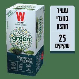 תה ירוק סופר גרין