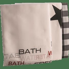 וילון אמבטיה מודפס