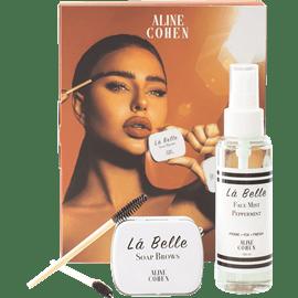 LA belle מארז עיצוב גבות