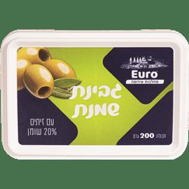 גבינת שמנת עם זיתים