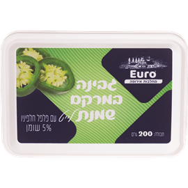גבינת שמנת לייט חלפיניו
