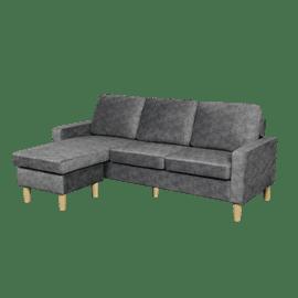 מע ישיבה פינתית