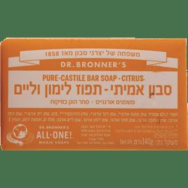 סבון מוצק תפוז דר' ברונר