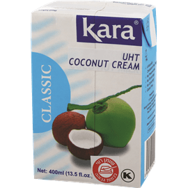קרם קוקונט 17% קארה