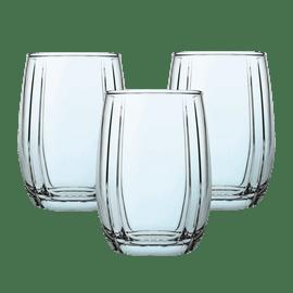 סט 3 כוסות שתייה