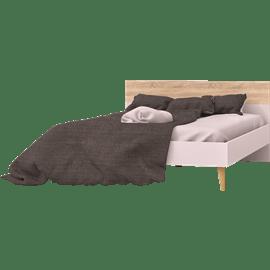 מיטה זוגית+2 שידות דלתא