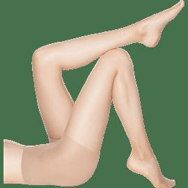 גרביון שקוף גוף מט M-L