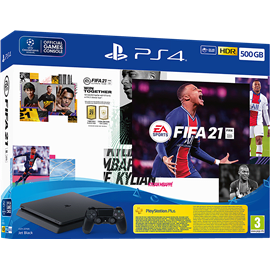 PS4 SLIM 500GB FIFA21