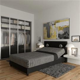 מיטה וחצי מלטה