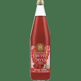 מיץ ענבים תירוש רוזה