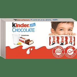 שוקולד חלב אצבעות קינדר