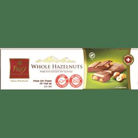 שוקולד חלב עם אגוזים