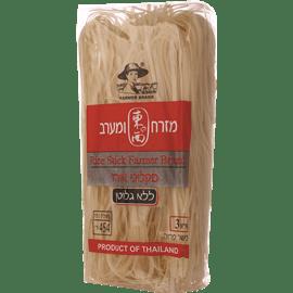 מקלוני אורז ללא גלוטן3ממ