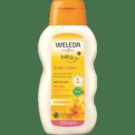 חלב גוף קלנדולה