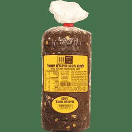 לחם 100% שיבולת שועל