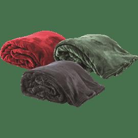 שמיכה מפנקת קטיפה אלגנט