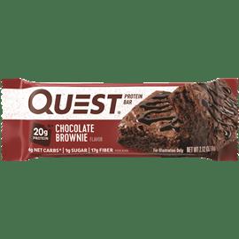 קווסט חטיף חלבון שוקולד