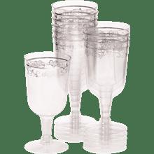 כוס יין פירנצה כסף