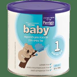 תרכובת מזון לתינוק שלב 1