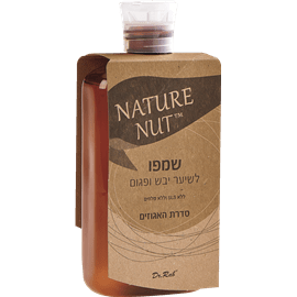 נ. נאט שמפו שיער יבש400