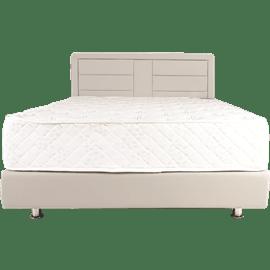 מיטה דמוי עור + ארגז