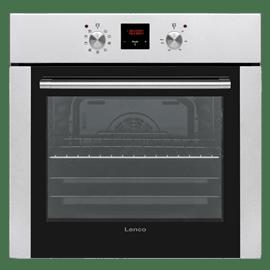 תנור בנוי דיגיטלי נירוסט