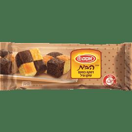 עוגת דמקה בטעם שוקו וניל