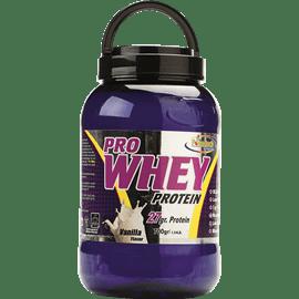 פאוורטק חלבון וניל
