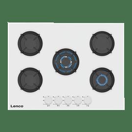 לבן LGH7508 כיריים גז