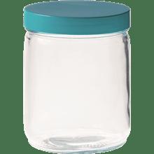 צנצנת זכוכית בייסיק