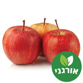 תפוח גאלה אורגני במשקל