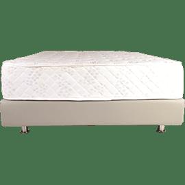 מיטה מרופדת דמוי עור במבחר צבעים