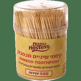 קיסמי שיניים במבוק