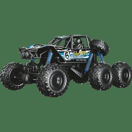 ג'יפ חשמלי 6 גלגלים כחול