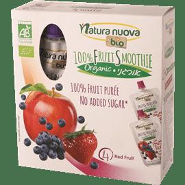 סמוזי מעורב תפוח ופירות