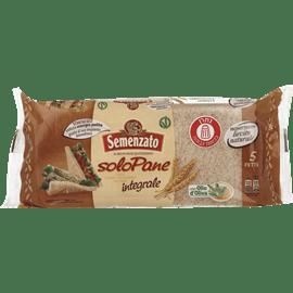 לחם חיטה מלאה ללא קשה