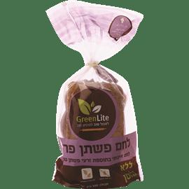 לחם פישתן ללא גלוטן