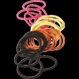 גומיות עבות צבעוניות