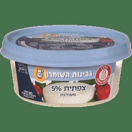 גבינה צפתית מעודנת 5%