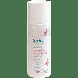 סבון גוף פטשולי וניל