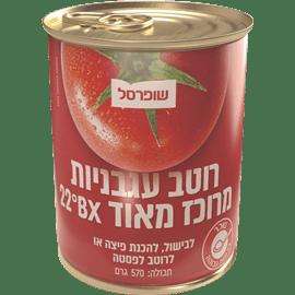 רוטב עגבניות מרוכז 22%