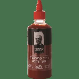 רוטב סריראצ'ה חריף אהרונ