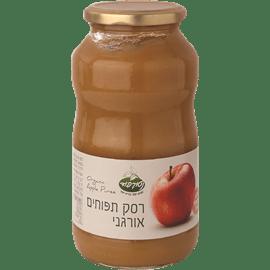 רסק תפוחים אורגני