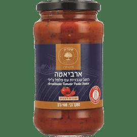 רוטב עגבניות ושום לפסטה