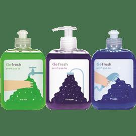 אל סבון לידיים 3*500 BE